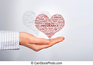 保険, 健康