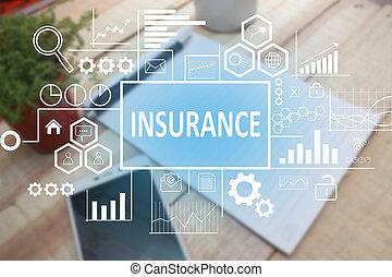 保険, 概念, ビジネス