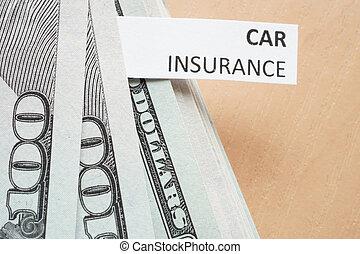 保険, 自動車, 概念