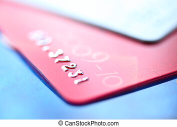 信用, 卡片