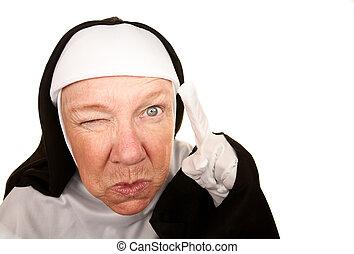 修女, 有趣