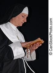 修女, 祈禱