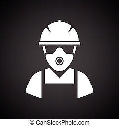 修理, 労働者, アイコン
