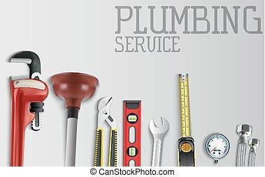 修理, 建设装置, 工具