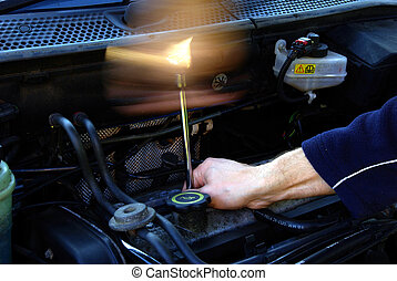 修理, 自動車修理工
