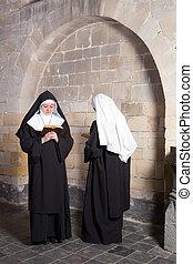 修道女, 古い, 2, 女子修道会