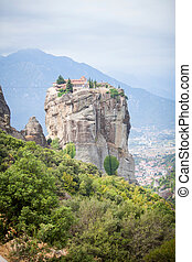 修道院, ギリシャ, meteora