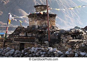 修道院, 仏教