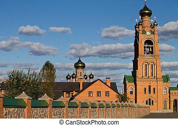 修道院, holoseevsky, kiev