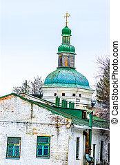 修道院, kiev, lavra