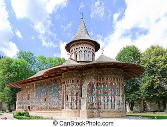 修道院, voronet