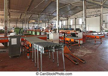 倉庫, 分類