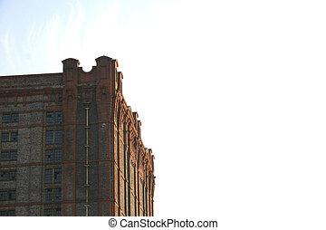 倉庫, 建物, 歴史的