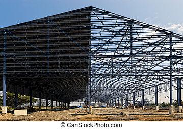 倉庫, 建設
