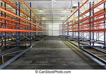 倉庫, 新しい