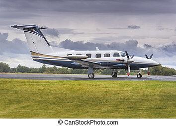 個人の飛行機, プロペラ
