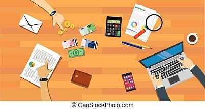 個人的, 予算を組む, 財政, 家族