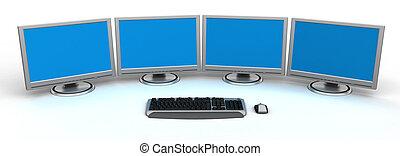 個人電腦, 工作站