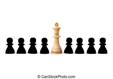 個人, チェス, 人々