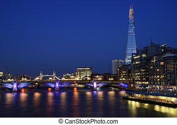 倫敦, 全景