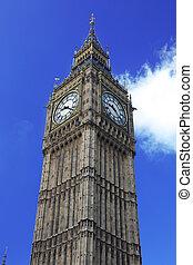 倫敦, 大本鐘, 英國