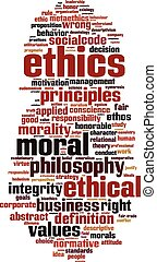 倫理, 単語, 雲