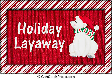 假期, 聖誕節, 消息, layaway