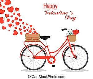 偉人, 日, カード, バレンタイン