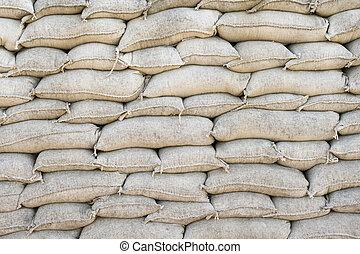 偉人, 死, dixmude, trenches, 1, フランダース, 砂袋, ベルギー, 世界, 戦争