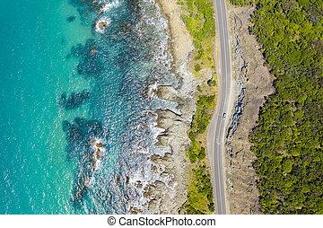 偉大, 澳大利亞, 路, 海洋