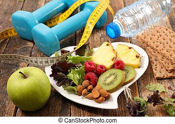 健康な 食べること, 概念