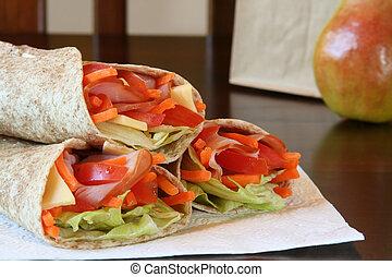 健康に良い昼食