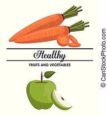健康に良い食物, infographic