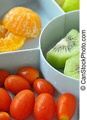 健康, よい, フルーツ