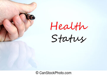 健康, ステータス, 概念