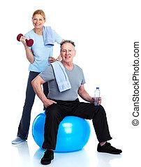健康, 健身, 體操, 生活方式
