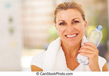 健康, 年長の 女性
