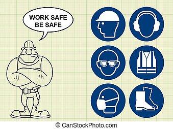 健康, 建设, 安全