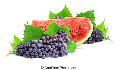 健康, 新鮮な果物, カラフルである