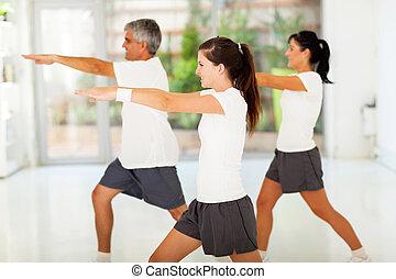 健康, 運動, 家族