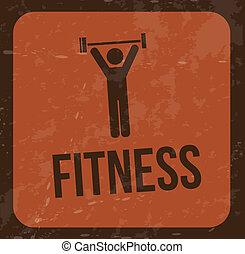 健身, 設計
