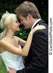 偶力が支える, 結婚式