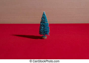 偽造品, カーペット, 赤, クリスマスツリー