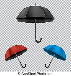 傘, 透明, 背景
