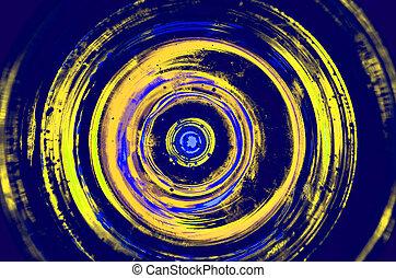 催眠狀態, 螺旋, 為, 催眠狀態, 下降, 圖案, 摘要, 背景, ......的, 發出火花, 圈子, 白色, 灰色, 布朗, 黑色, 綠色的藍色, 石灰, 黃色, 橙, 栗色, 紫色, 粉紅色, 綠松石, 上色, 結構