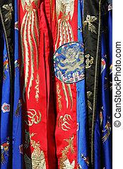 傳統, 韓國語, dress., 南方