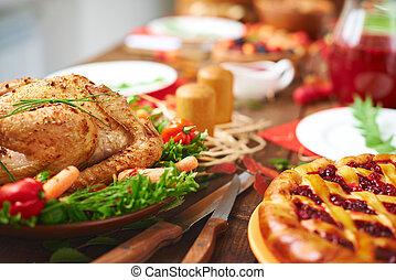 傳統, 食物