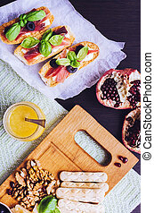 傳統, antipasto, 意大利語