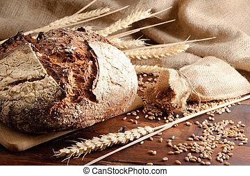 傳統, bread