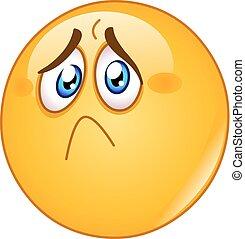 傷, 悲しい, emoticon